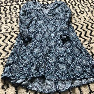 American Eagle tunic dress